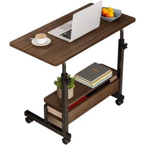 Rxrpexjke Multifunctional Mobile Desk for $42