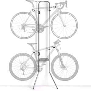Delta Cycle Michelangelo 2-Bike Gravity Stand for $50 w/ Prime