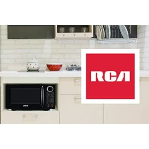 RCA RMW953 0.9-Cubic-Foot Microwave Oven, Black for $119