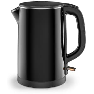 TaoTronics 1.5-Liter Electric Kettle for $18