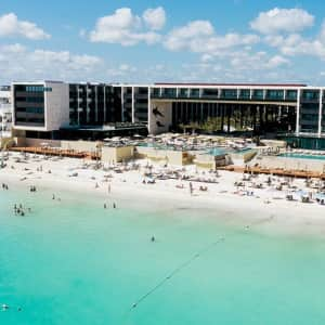 3-Night Stay at 5-Star Playa del Carmen Resort w/ Partial Ocean View through Dec. '22 at Travelzoo: from $599 for 2 w/ $100 Resort Credit