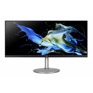 """Acer 34"""" UltraWide 1440p IPS Monitor for $280"""