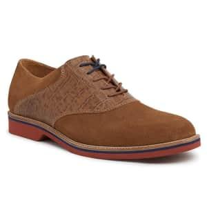 G.H. Bass & Co. Men's Parker Saddle Shoes for $39