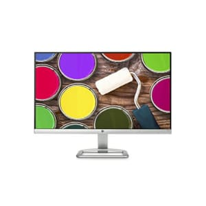HP 24ea IPS Display- 23.8 inch, White for $300