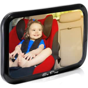 So Peep Baby Backseat Mirror for $19