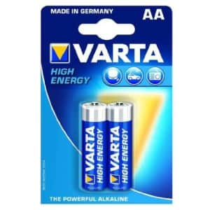Spectrum AA Battery, 2 Pack (VAR-AA-2PK) Category: General Batteries for $6