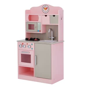 Teamson Little Chef Florence Classic Play Kitchen for $62