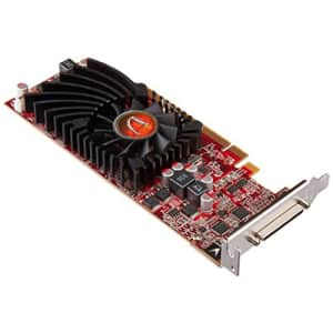 VisionTek Radeon HD 5570 1GB DDR3 SFF Graphics Card, 4 Port VHDCI to HDMI, Included Full-Height for $164