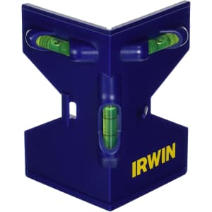 Irwin Tools Magnetic Post Level for $6