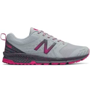 New Balance Women's FuelCore NITREL Trail Shoes for $40