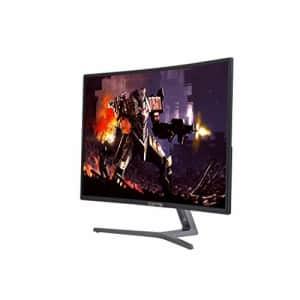"Sceptre C275B-144RR AMD FreeSync DisplayPort HDMI DVI Ports 27"" Curved Professional 144 Hz Monitor for $344"