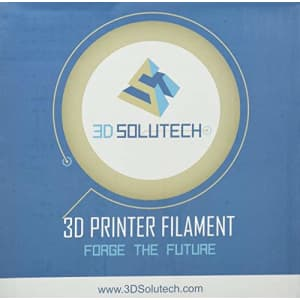 3D Solutech Skin 3D Printer PLA Filament 1.75MM Filament 2.2 LBS (1.0KG) - PLASKIN for $19