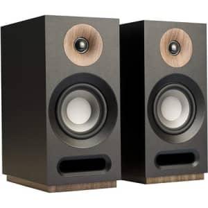 Jamo S 803 Dolby Atmos Ready Bookshelf Speaker Pair for $109