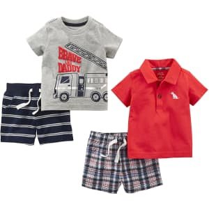 Kids' and Baby Apparel at Amazon: up to 30% off w/ Prime