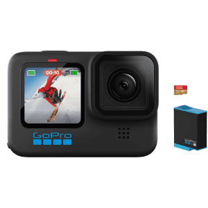 GoPro Hero10 Black + 1-Year GoPro Subscription for $400