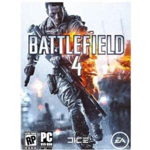 Battlefield 4 for PC (Origin): free w/ Prime