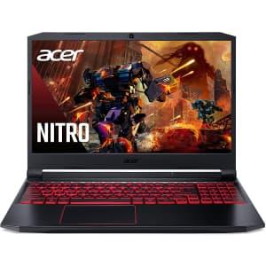 "Acer Nitro 5 10th-Gen. i5 15.6"" 144Hz Gaming Laptop for $947"