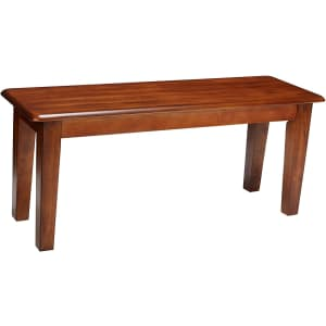 Ashley Furniture Berringer Dining Bench for $71