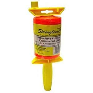 Stringliner 540-Ft. Twisted Reloadable Line Reel for $6