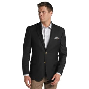 Jos. A. Bank Men's Regal Fit 100% Wool Signature Collection Blazer for $10