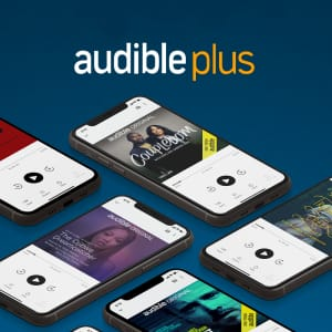 Audible Plus Trial 6-mo. Subscription: free w/ American Express