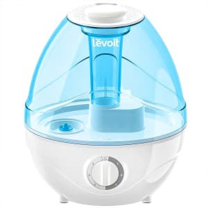 Levoit 2.4L Cool Mist Humidifier for $40