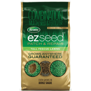 Scotts EZ Seed Tall Fescue Dense Shade Seed 10-lb. Bag for $22 for Ace Rewards members