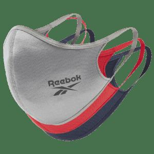 Reebok Face Mask 3-Pack for $9