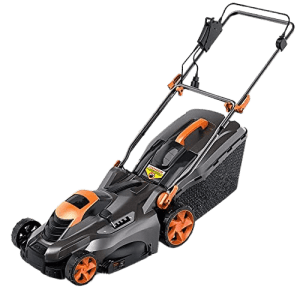 """Tacklife 16"""" 13A Electric Lawn Mower for $200"""