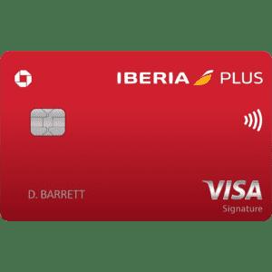 Iberia Visa Signature® Card: Earn 100,000 bonus Avios