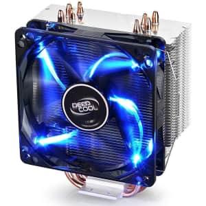 Deepcool GAMMAXX400 120mm LED CPU Air Cooler for $25