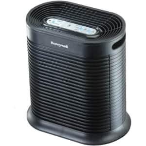 Honeywell True HEPA Air Purifier for $97