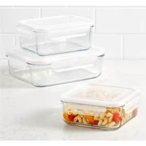 Martha Stewart Collection Glass Food Storage from $6