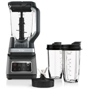 Ninja Professional Plus Blender DUO with Auto-iQ for $120 w/ $20 Kohl's Cash