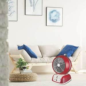 Optimus H-1418 Retro Design Oscillating Fan Heater for $50