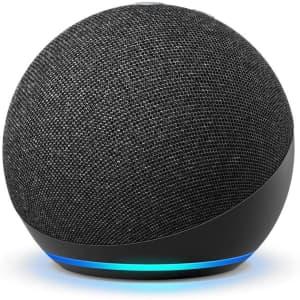 4th-Gen Amazon Echo Dot for $50