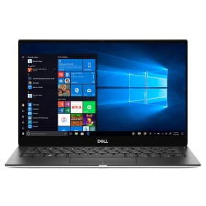 """Dell XPS 13 Intel Core i7 1.10GHz 13.3"""" 4K UHD Touch Laptop for $1,400"""