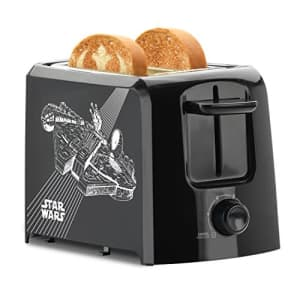 Star Wars 2-Slice Toaster for $20