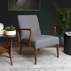 Abbyson Living Jillian Linen Armchair for $349 for members