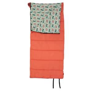 Ozark Trail Happy Camper 50F Sleeping Bag for $10