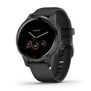 Garmin vivoactive 4, GPS Smartwatch, Features Music, Body Energy Monitoring, Animated Workouts, for $250
