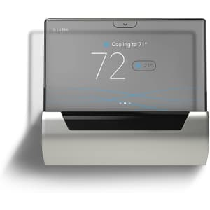 Johnson Controls GLAS Programmable Touchscreen Smart Thermostat for $150