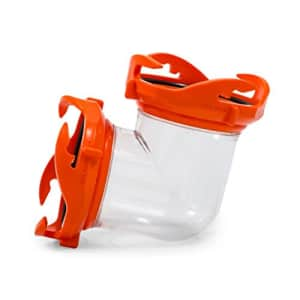 Camco 90 Degree Sewer Hose Adapter For Portable RV Waste Tanks - Swivel Bayonet Fittings for Secure for $30