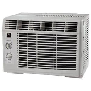 Midea America Corp/Import Westpointe 5,000 BTU/Hour, Mechanical Window Air Conditioner for $212