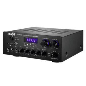Moukey Bluetooth Power Amplifier System for $57
