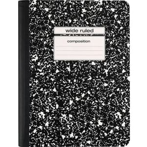 TRU RED Composition Notebook for 50 cents