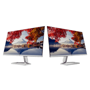"""HP M24f 23.8"""" FHD IPS Monitor Bundle for $330"""