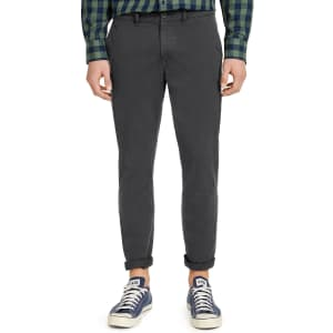 Sun + Stone Men's Slim-Fit 2.0 Chino Pants for $15