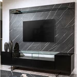 """Manhattan Comfort Celine 85"""" TV Stand and Panel for $699"""