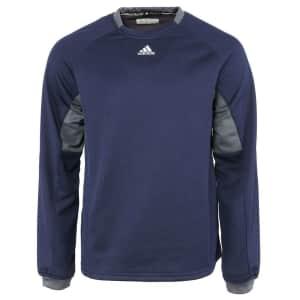 adidas Men's Dugout Fleece Pullover: 2 for $39
